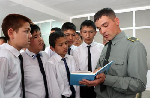ҲАРБИЙ ХИЗМАТ - ЮКСАК ШАРАФ