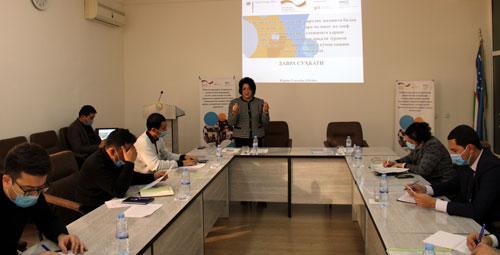 Социальные партнеры за «круглым столом» обсудили круг задач по проекту