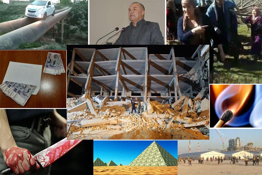 2020 год: подборка самых скандальных и шокирующих событий в Кашкадарье