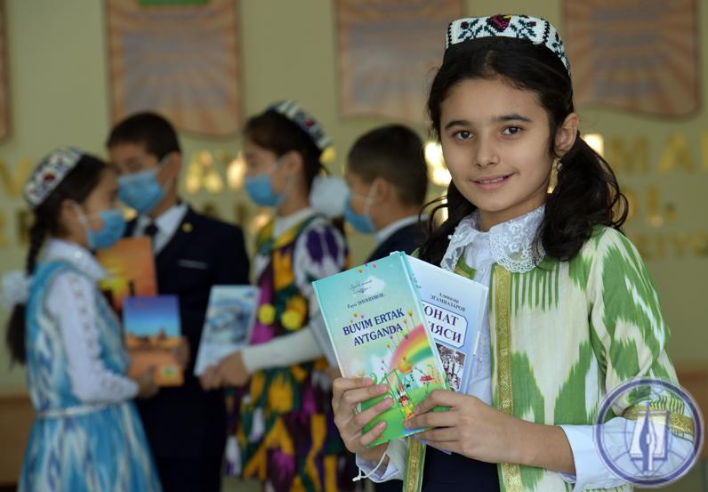 В Кашкадарью прибыл очередной «Книжный караван»