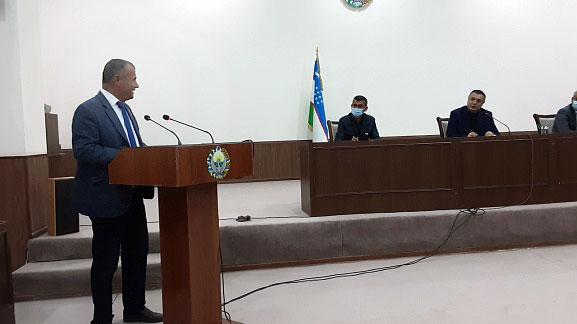 Спикер нижней палаты парламента призвал депутатов ни на миг не забывать об ответственности