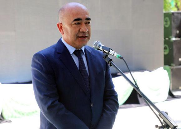 В поздравлении хокима области также прозвучало словосочетание «Новый Узбекистан»