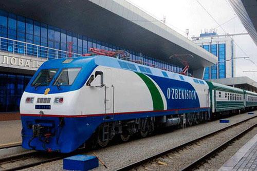 Восстановлено движение поезда «Насаф»
