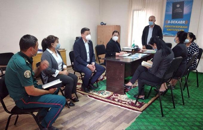 Свыше 500 охранных ордеров выдано женщинам-жертвам притеснения и насилия в Кашкадарье