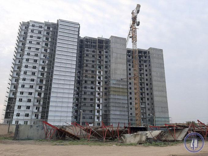 Владельцам жилья в «Karshi city» обещают 16-этажный комфорт