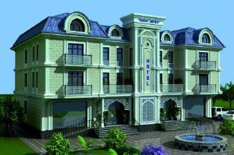 В Мубареке – отель, в Гузаре – стела
