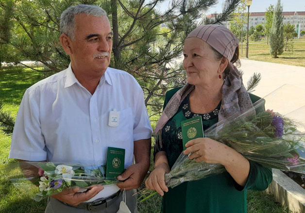 Стать гражданином Узбекистана спустя почти 30 лет
