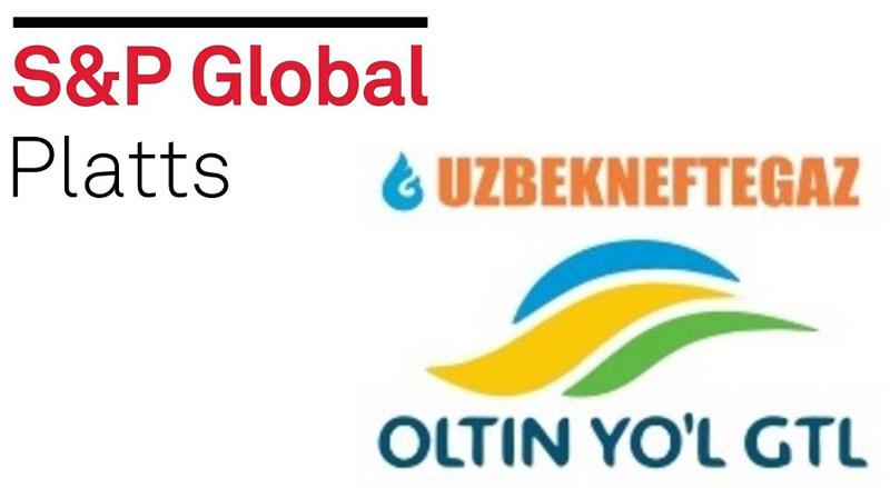 Известное американское агентство S&P Global Platts опубликовало статью о проекте Oltin Yo'l GTL