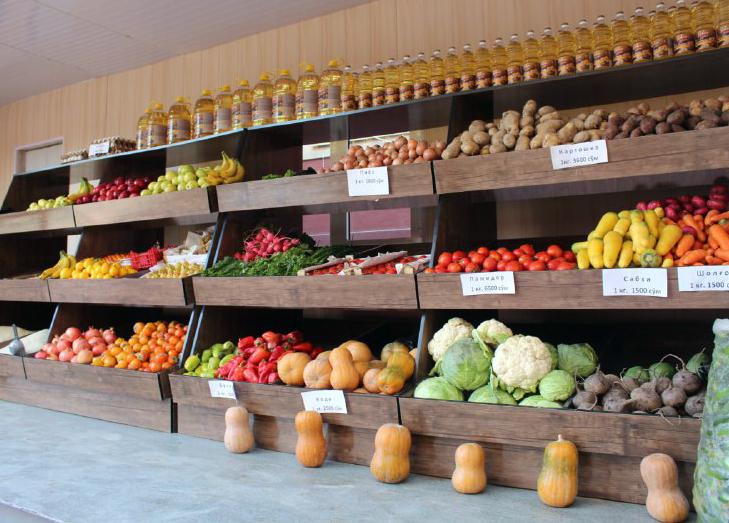 «Зеленый магазин»: с поля – на прилавок