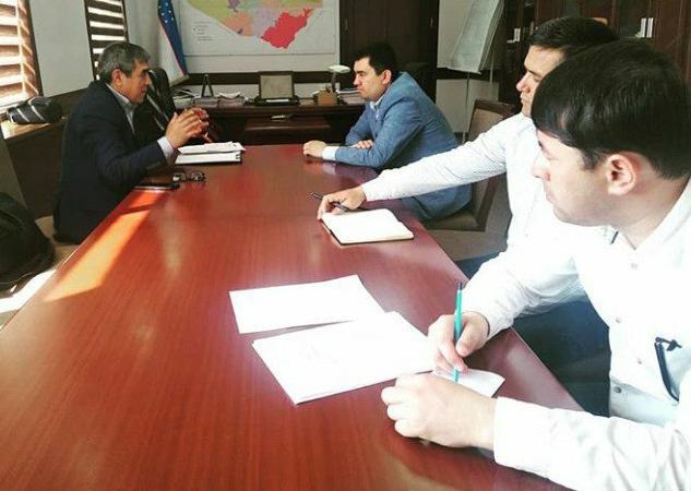 Объем инвестиций в производство инновационных удобрений в Мубарекском районе превысит 50 миллионов долларов