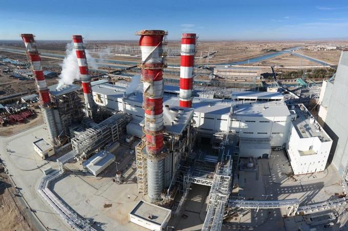 Талимарджанская ТЭС объявила тендер на строительство четвертого и пятого блоков