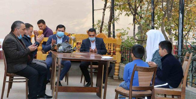 В Кашкадарье почтили память погибших медиков