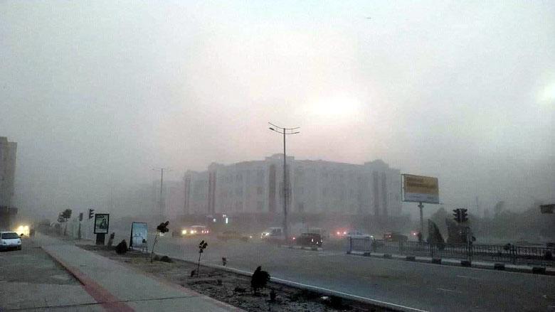 С последствиями пыльной бури круглосуточно боролись свыше 60 бригад энергетиков