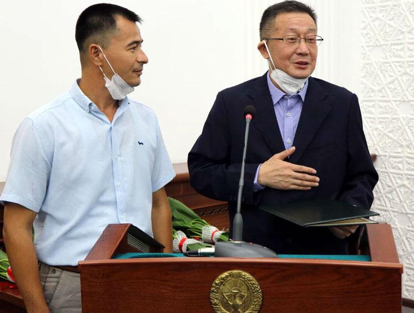 Благодарности главы государства удостоились и бизнесменыиз Кашкадарьи