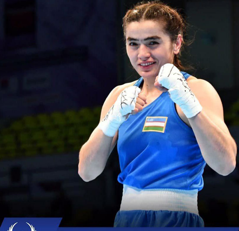 Боксерша из Кашкадарьи настроена на победу