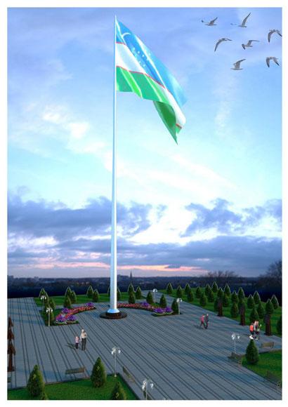 К празднику 30-летия независимости Узбекистана подарим гражданам не флагшток, а уютное жилье