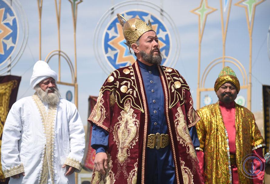 Кашкадарьинцы отмечают день рождения Сахибкирана