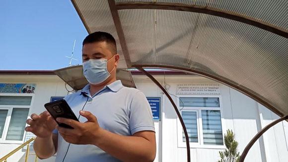 Репортаж о первой пятничной молитве был сорван сотрудниками ОВД