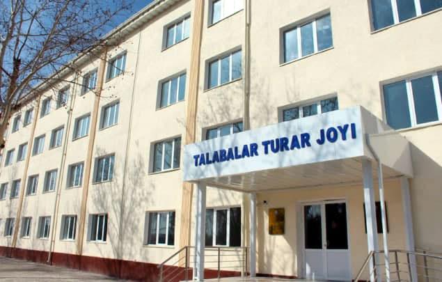 До конца года вузам Кашкадарьи выделят землю для строительства девяти студенческих общежитий