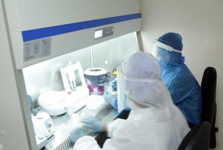 Косонда вирусология лабораторияси очилди