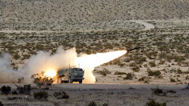 Афғонистонда HIMARS ракета тизими жойлаштирилади
