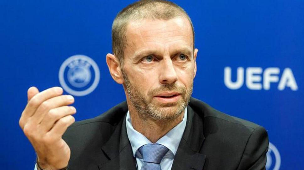 УЕФА раҳбари жаҳон чемпионатини ҳар икки йилда ўтказишга қарши чиқди