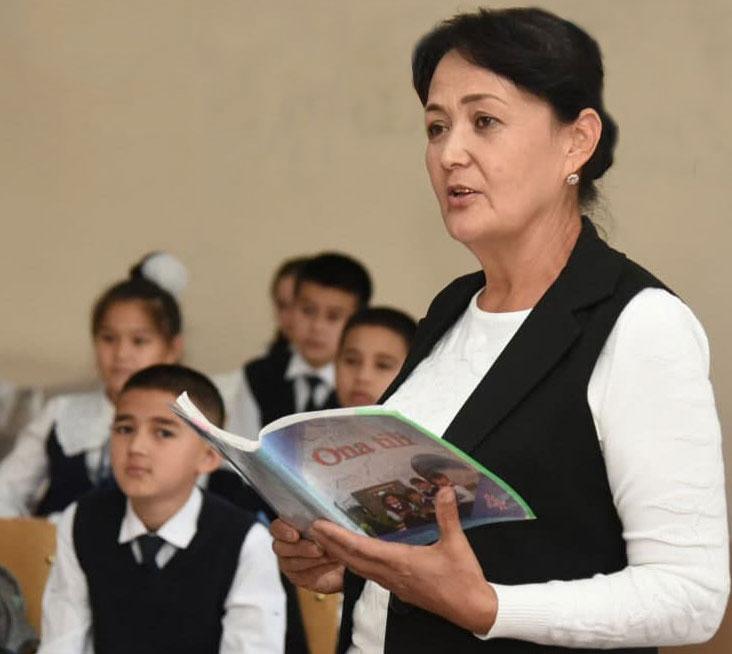 21 октябрь - Ўзбек тили байрами куни